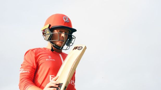 Alex Davies has scored 525 runs for Lancashire in the Blast this term