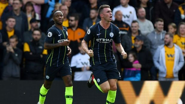 Laporte has started every game for Manchester City this season