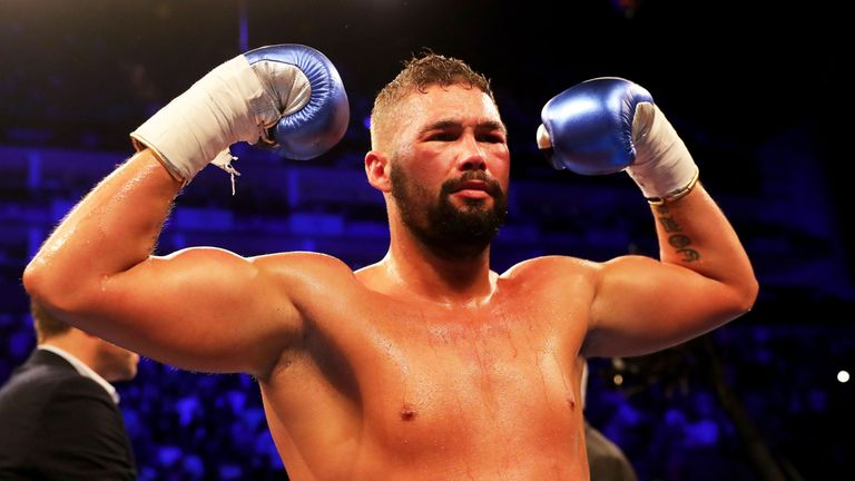 Tony Bellew will be looking to become undisputed world cruiserweight champion on Saturday