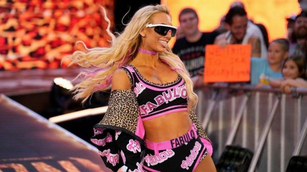 Carmella has fine-tuned her character and continues to improve in the ring