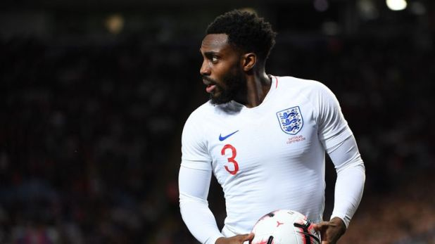 Danny Rose spoke out on suffering with depression before the 2018 World Cup