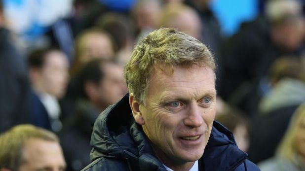 Moyes managed Everton for 518 games before leaving in May 2013
