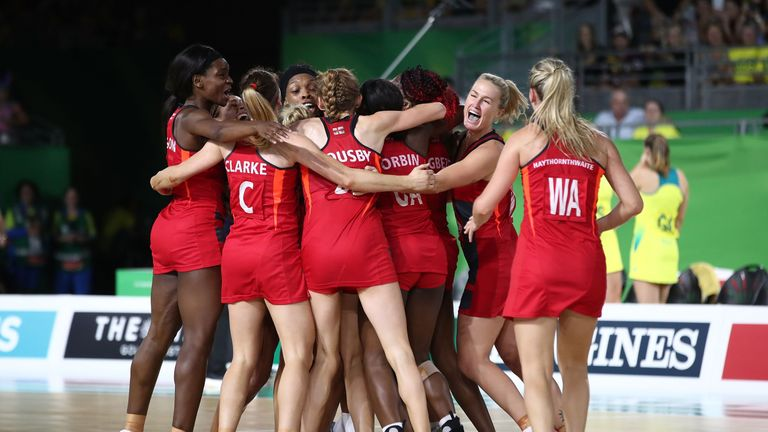 England have their sights set on a first ever Quad Series