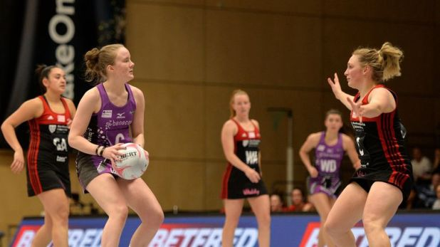 Gabby Marshall will be hitting the court for benecos Mavericks on Saturday. The mid-courter is part of the England Netball full-time programme
