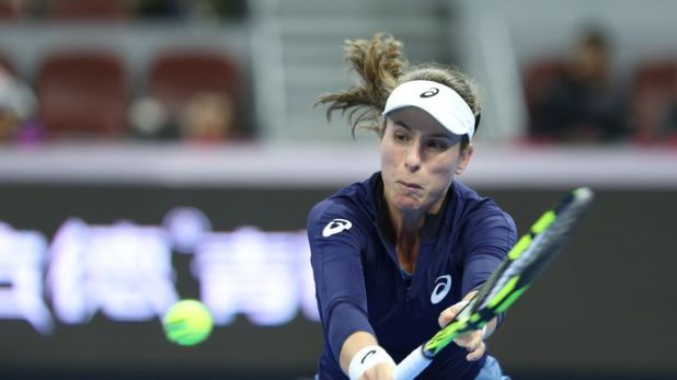 Johanna Konta has appointed a fourth coach since 2014