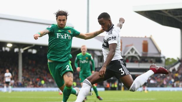 Cairney was in no doubt when it came to Ryan Sessegnon being the 'teacher's pet'