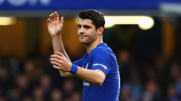 Alvaro Morata has only scored two Premier League goals since January