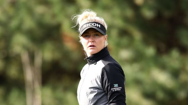 Charley Hull has made a strong start in South Korea