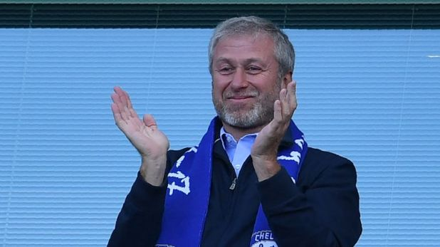 Chelsea's Russian owner Roman Abramovich has raised concerns in the rise of anti-Semitism