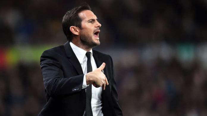 Frank Lampard's derby is two points behind sixth-placed Bristol City