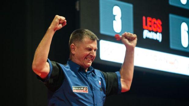 Krzysztof Ratajski has won four PDC ranking titles since the start of 2018