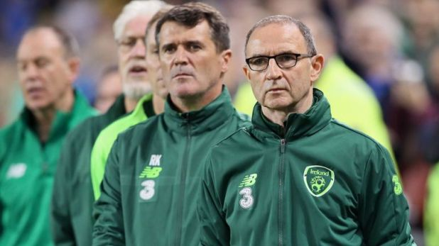 Martin O'Neill and Roy Keane are under contract until 2020