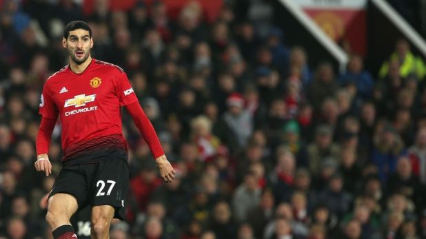 Could Marouane Fellaini be on his way back to Belgium?