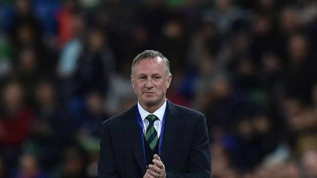 Michael O'Neill is frustrated that Northern Ireland's recent form has not been rewarded