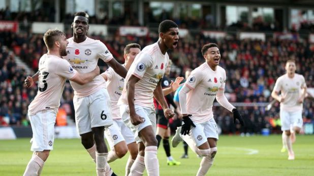 Manchester United have won their last three outings