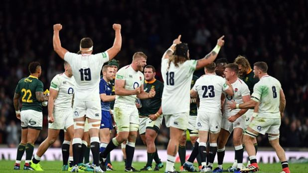 It was the first Test match England won without scoring a try for over five years