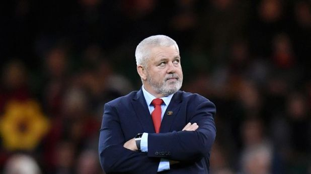 Warren Gatland is preparing Wales to play Scotland on Saturday, with the Grand Slam still in their sights