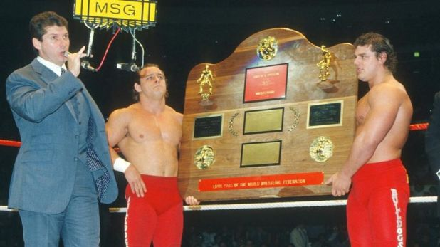 Dynamite Kid's run in WWE, and his work in Canada and Japan, has influenced a huge number of wrestlers