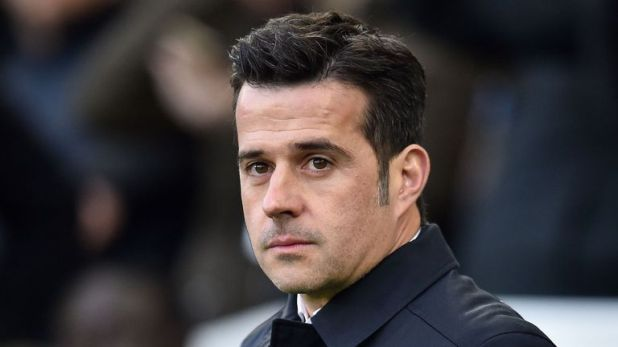 Marco Silva's Everton have won just once in their last eight Premier League games