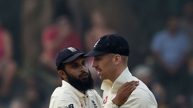 Key would leave out Jack Leach (right) to allow England to play another seamer