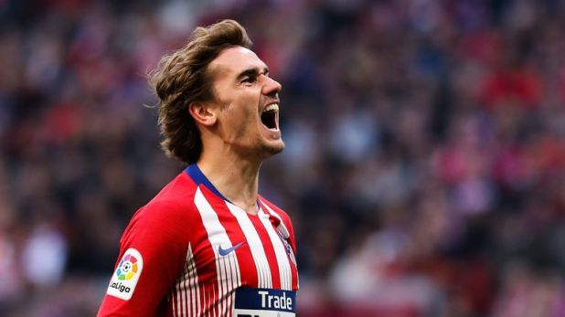 Barcelona set to unveil Antoine Griezmann