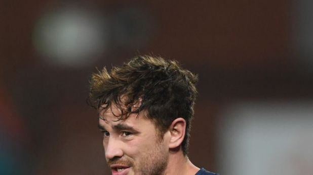 Danny Cipriani has not played since suffering an injury in defeat against Exeter Chiefs last month