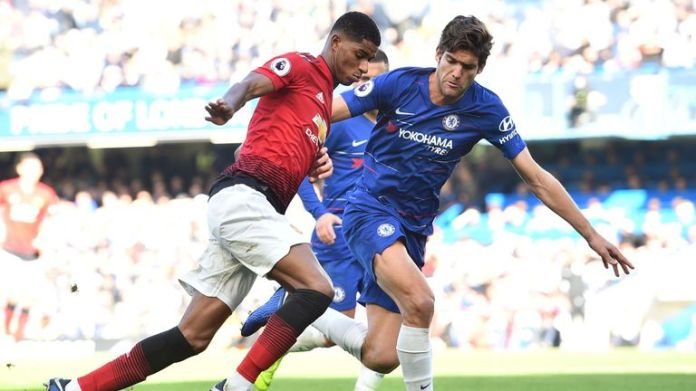 Chelsea and Manchester United will play a repeat of last season's FA Cup final in the fifth round