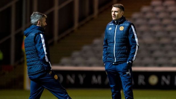 Stephen McManus recently held a coaching position with Motherwell