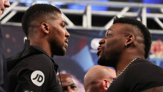Anthony Joshua wird in New York auf Jarrell 'Big Baby' Miller treffen