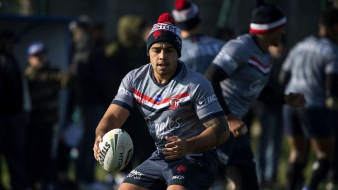 Roosters' center Matt Ikuvalu is expected to be overcoming a calf injury