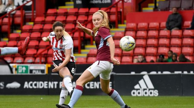 Sophie Jones was suspended for five games for using abusive and/or insulting words