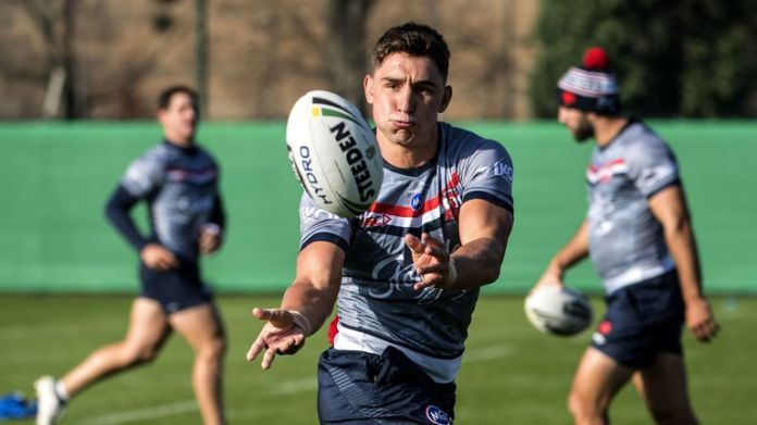 Hooker Victor Radley is part of a formidable rooster's side taking on Wigan