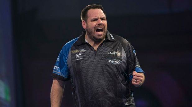 Adrian Lewis needs a strong showing in Blackpool to preserve his top-16 status