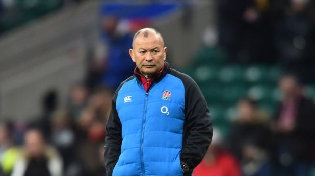 Eddie Jones has described coaching the Lions as being like spending 'eight weeks in a blazer'
