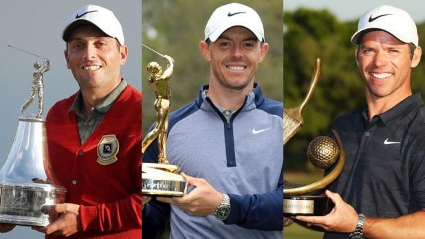 Francesco Molinari, Rory McIlroy and Paul Casey made it a European hat-trick on the Florida Swing