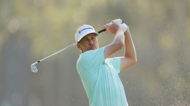 Ian Poulter is in contention at the Players Championship