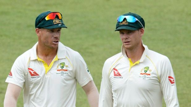 Smith and Warner were banned by Cricket Australia for 12 months for their part in the ball-tampering scandal in March 2018