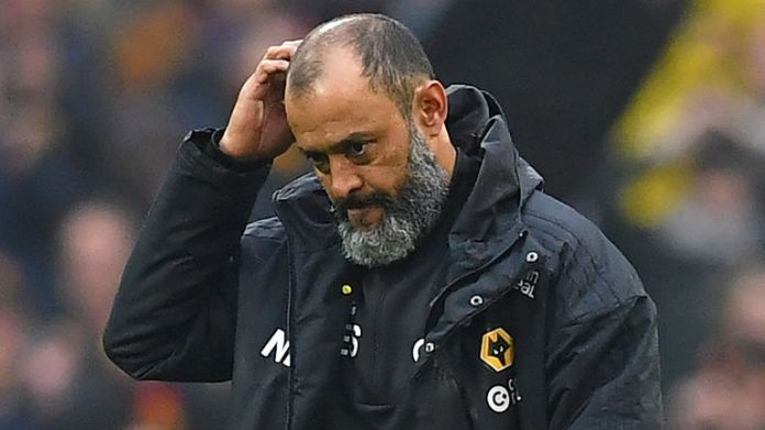The wolves threw a 2-0 lead in the England Cup semi-final against Watford