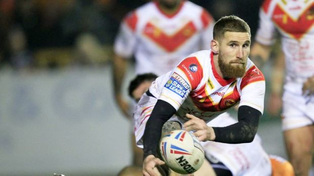 Sam Tomkins has been ruled out of Catalans Dragons game against Wigan