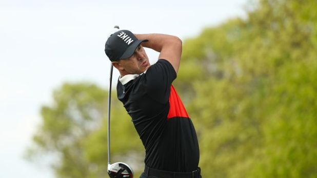 Koepka made seven birdies and kept a bogey off his card