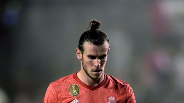 Gareth Bale has started just over half of Real Madrid's La Liga games this season