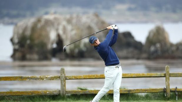 Rory McIlroy will be out at 10.08pm on Sunday