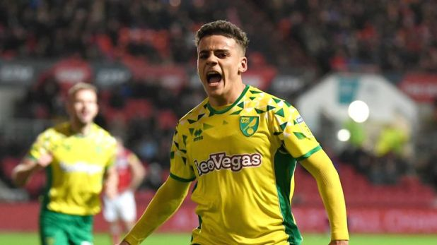 Max Aarons' new contract will keep him at the club until 2024