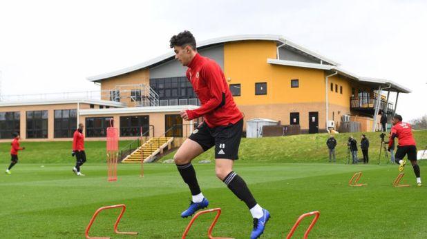 Kilman has had to make adjustments to go from futsal to football