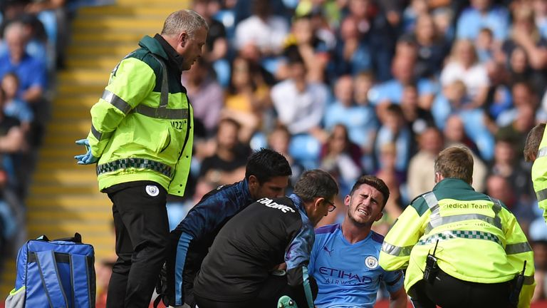 Pep Guardiola will not bring in defensive replacements in January, despite a long-term injury to Aymeric Laporte