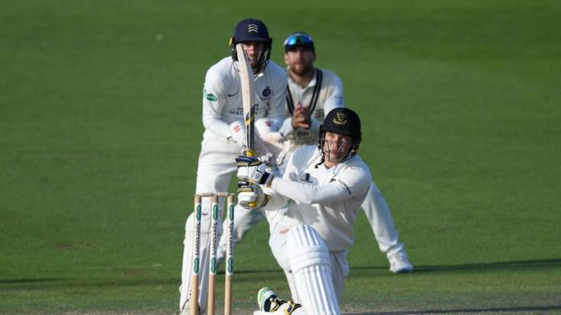 Alex Carey's 69 not out sealed Sussex's win over Middlesex