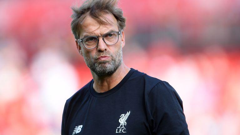 Jurgen Klopp is not a fan of the Premier League closing its transfer window in early August
