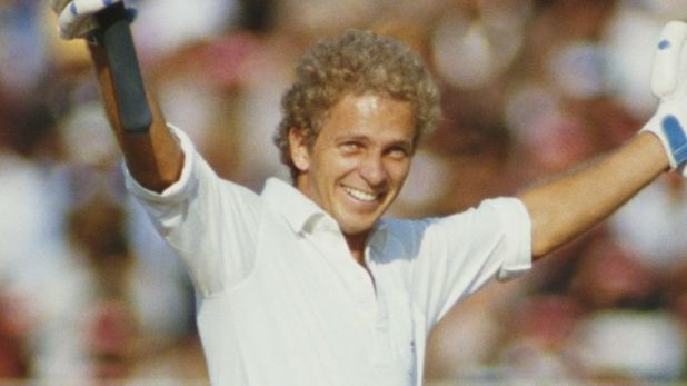 David Gower's spells as England captain were action-packed