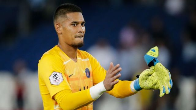PSG keeper Alphonse Areola could be on his way back to La Liga