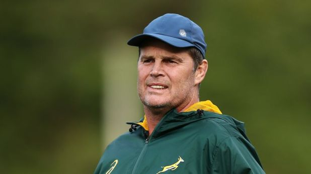Springboks coach Rassie Erasmus has named an unchanged squad from his side's final warm-up match